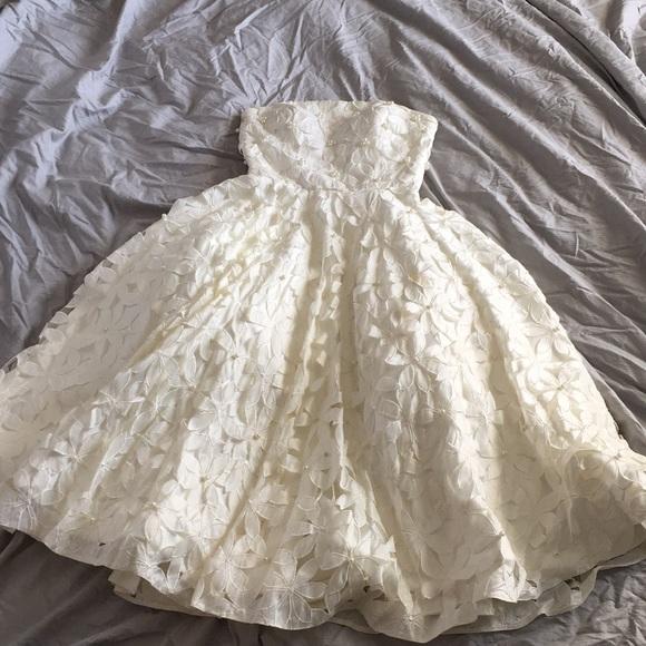Dresses | Tea Length Handmade Wedding Dress | Poshmark